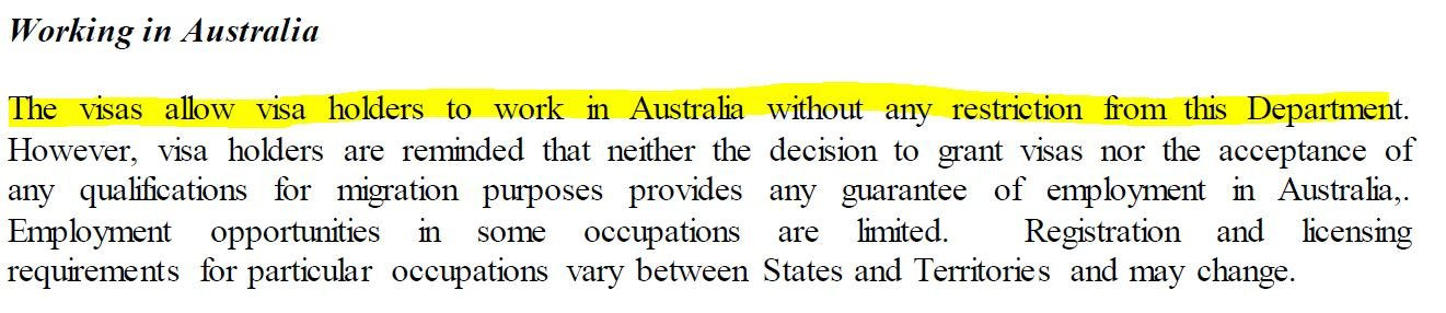 887 Visa - What's the update? - Page 1460 - Visa's and